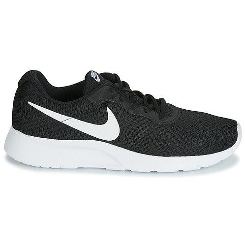 NIKE - TANJUN - Nero / Bianco scarpe sneakers uomo donna ginnastica sport fitness moda tendenze prezzi bassi urban loop