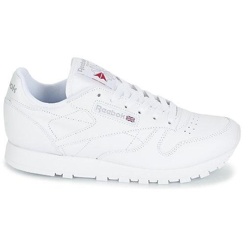 REEBOK - Sneakers CLASSIC LEATHER - Bianco