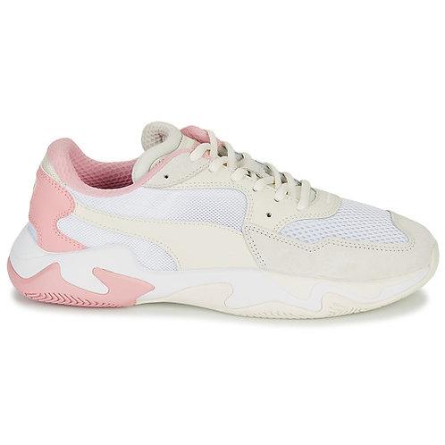 PUMA - Storm origin pastel - Sneakers rosa e bianche