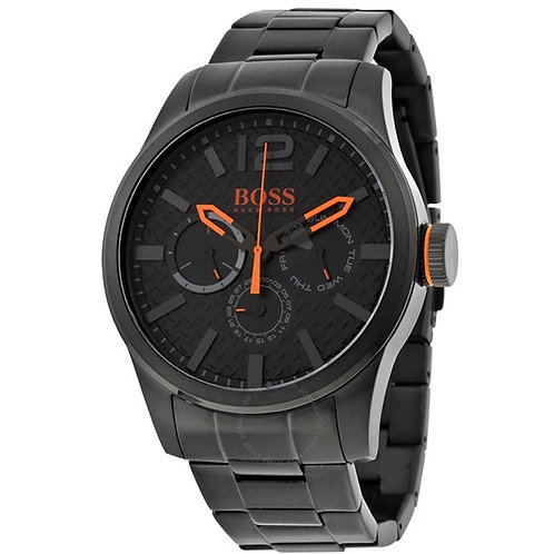 HUGO BOSS Orange HB1513239 - Orologio uomo in acciaio inox - Nero orologi urban loop
