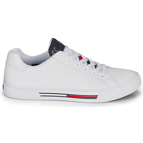 TOMMY JEANS - Essential Padded Tongue - Sneakers bianche