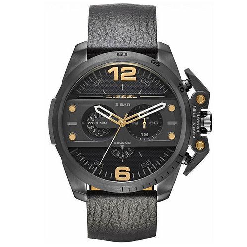 DIESEL - Orologio uomo DZ4386 in acciaio brunito nero