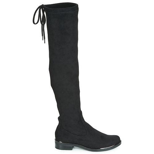 CAPRICE - Litia - Stivali neri con tacco basso