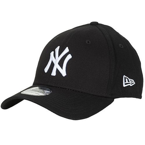 NEW ERA - LEAGUE BASIC 39THIRTY NEW YORK YANKEES - Cappello Nero / Bianco