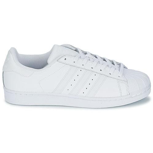 adidas originals superstar bianco total white uomo donna athleisure 2019 moda tendenza prezzi bassi urban loop scarpe