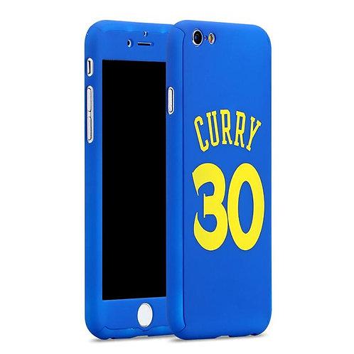 cover custodia curry 30 golden state warriors blu iphone 6 6s 7 plus basket nba pallacanestro urban loop