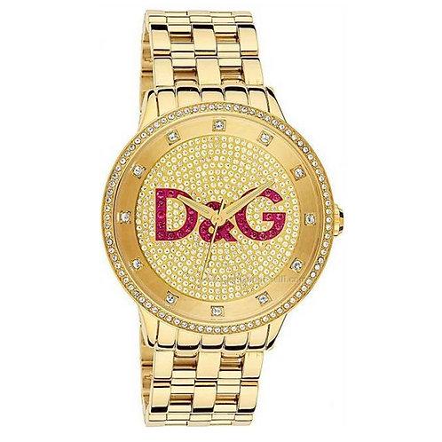 D&G - DOLCE E GABBANA - Orologio donna DW0377