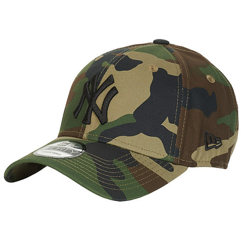 NEW ERA - LEAGUE ESSENTIAL 9FORTY NEW YORK YANKEES - Cappello Camouflage / Kaki
