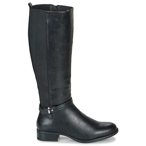 MOONY MOOD - Famabelle - Stivali con tacco basso - Nero