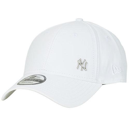 NEW ERA - LEAGUE BASIC 9FORTY NEW YORK YANKEES - Cappello Bianco
