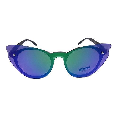 occhiali da sole donna cat eye farfalla butterfly sunglasses occhi di gatto tutta lente tuttolente blaze 2018 urban loop