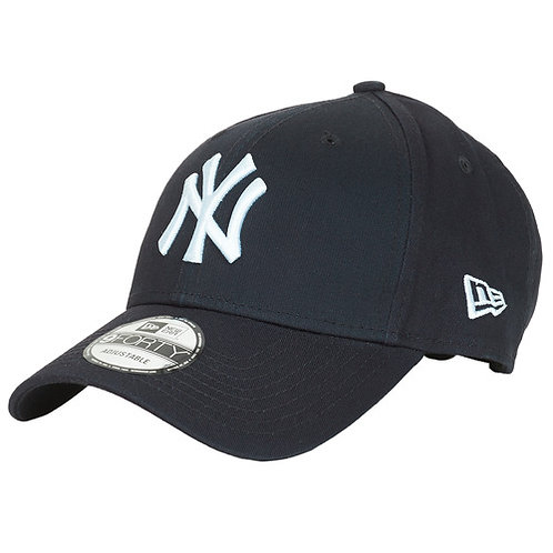 NEW ERA - LEAGUE BASIC 9FORTY NEW YORK YANKEES - Cappello Marine / Bianco