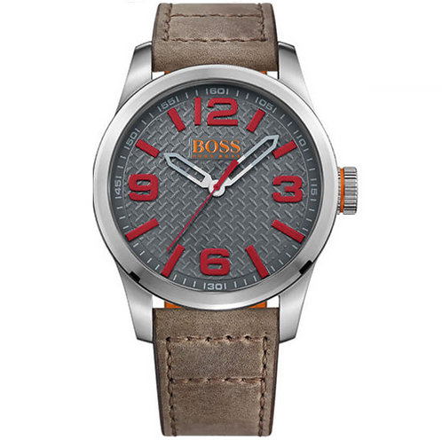 HUGO BOSS Orange HB1513351 - Orologio uomo - Quadrante Grigio orologi urban loop