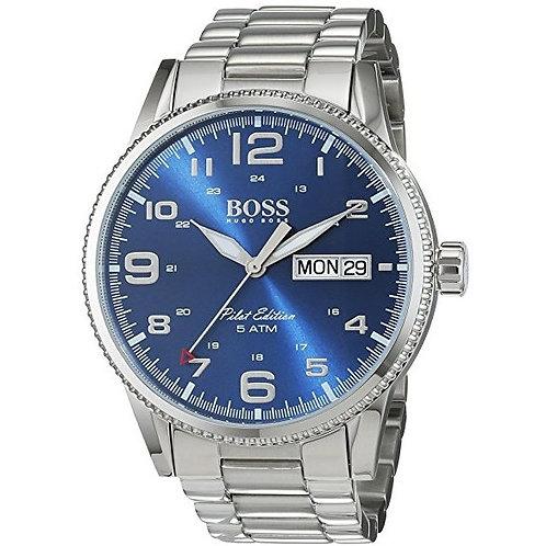 HUGO BOSS HB1513329 - Orologio uomo in acciaio