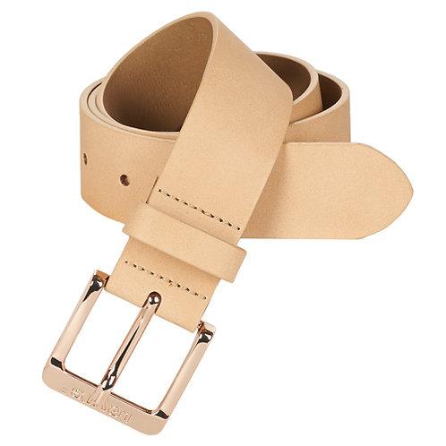 LEVI'S - Free Women - Cintura in pelle beige