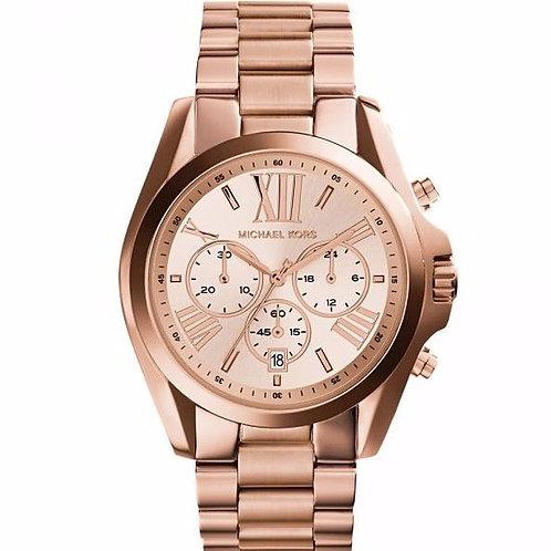MICHAEL KORS MK5503 - Orologio donna in acciaio oro/rosa