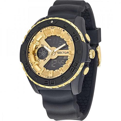 SECTOR - Orologio uomo R3251197036 - Nero orologi prezzi bassi economici urban loop