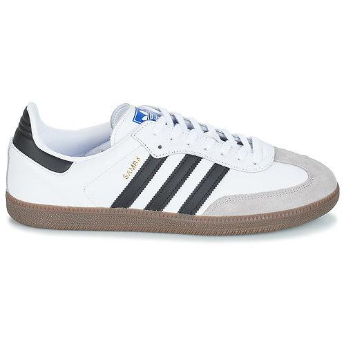 ADIDAS ORIGINALS - Samba Og - Sneakers bianco/nero