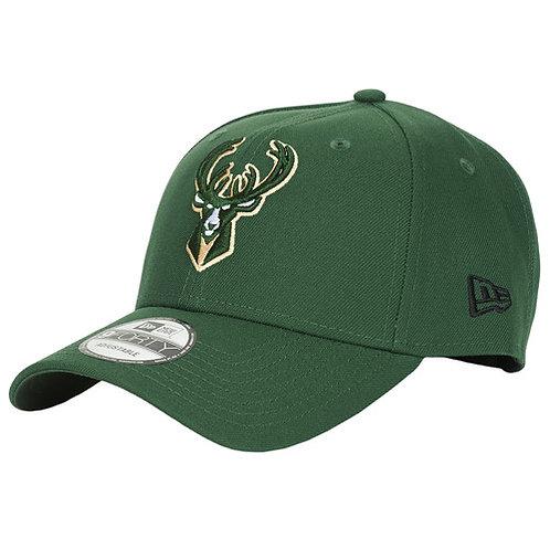 NEW ERA - NBA The League Milwaukee Bucks  - Cappello verde