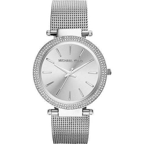 Michael Kors MK3367 - Orologio donna in acciaio silver 2017 2018 argento urban loop orologi watch watches