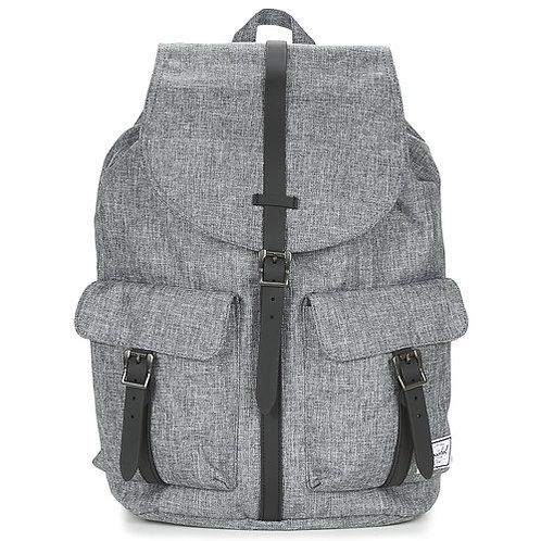HERSCHEL - Zaino DAWSON - Grigio / Nero zaini viaggio scuola università travel bag vintage backpacks urban loop borse