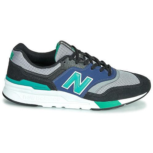 NEW BALANCE - 997 - Sneakers nere e blu