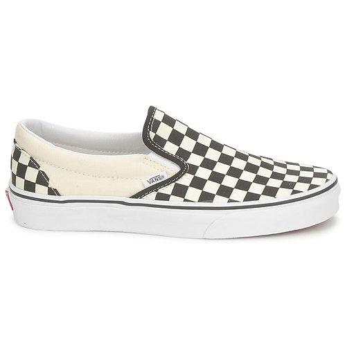 VANS - Classic Slip On Checkerboard - Sneakers senza lacci a scacchi +Colori