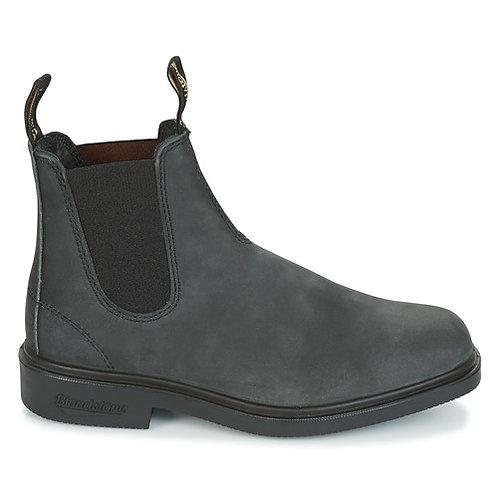 BLUNDSTONE -  Dress Boot - Stivaletti chelsea in pelle grigi