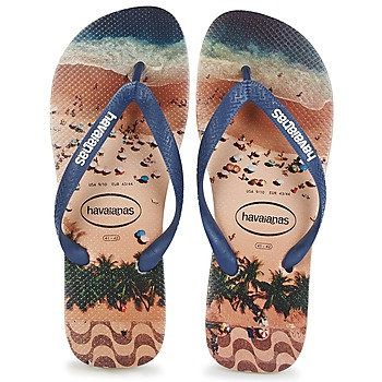 HAVAIANAS - Infradito HYPE - Blu uomo donna sandali estate mare spiaggia 2018 surf urban loop