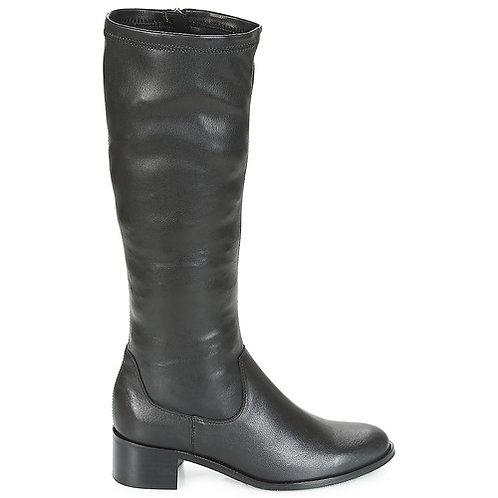 KARSTON - Glever - Stivali neri con zip laterale