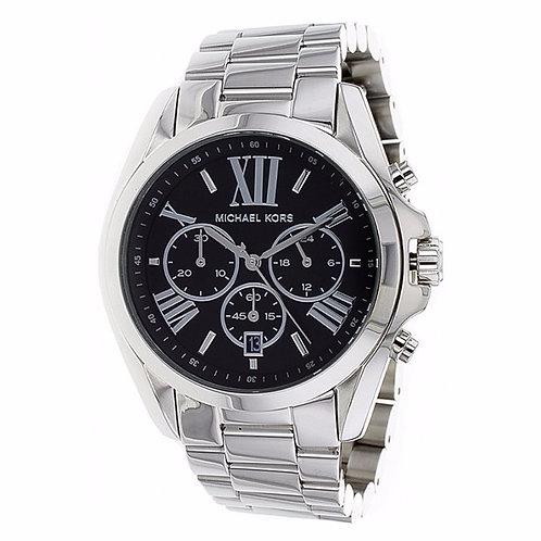 MICHAEL KORS MK5705 - Orologio unisex in acciaio con cronografo orologi urban loop