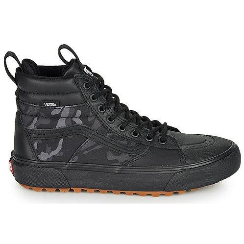 VANS - SK8-HI MTE 2.0 DX - Sneakers alte in pelle nere