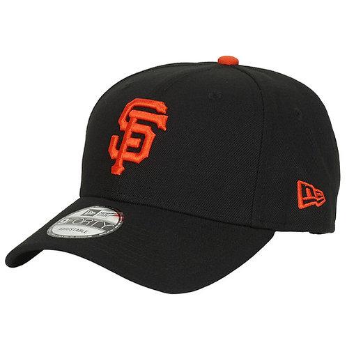 NEW ERA - MLB THE LEAGUE SAN FRANCISCO GIANTS - Cappello Nero / Rosso