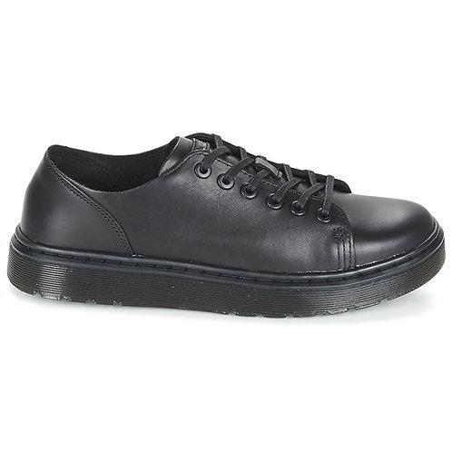 DR MARTENS - Sneakers DANTE - Nero uomo donna scarpe ginnastica sport sportive casual 2019 urban loop moda tendenze