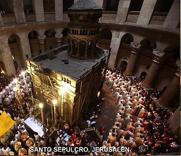 JERUSALÉN, Santo Sepulcro.jpg