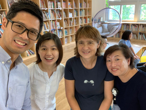 CALHK School Visit | Pat Heung Central Primary School