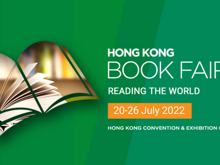 CALHK Outreach:  Visit to the Hong Kong Book Fair