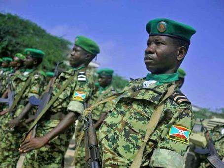 Message à la nation après l'attentat contre les troupes en opération de Maintien de la paix- AMISOM