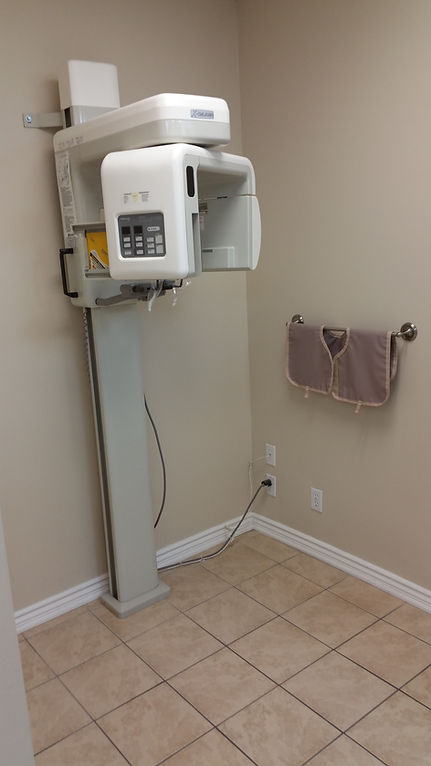 A state of the art dental equipment at Dentistry on Queenston, Hamilton, ON