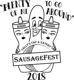 Tally's Sausagefest ART_0818