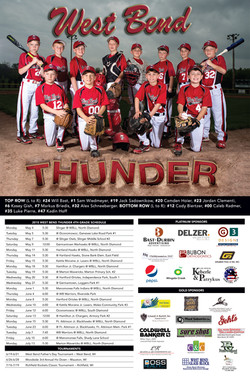 West Bend Thunder_POSTER 0615