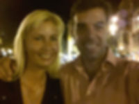 Luis Principe & Chantelle Souness
