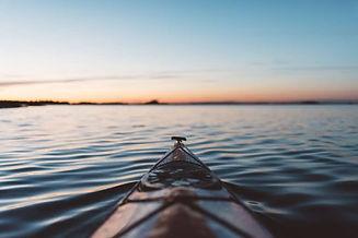 kayak_evening_first_person_view_4x6_2000