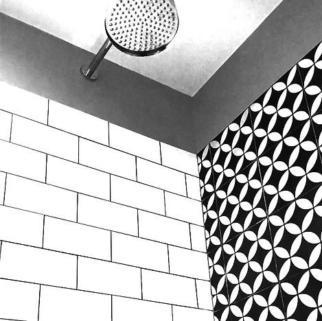 Salle de bain Curie