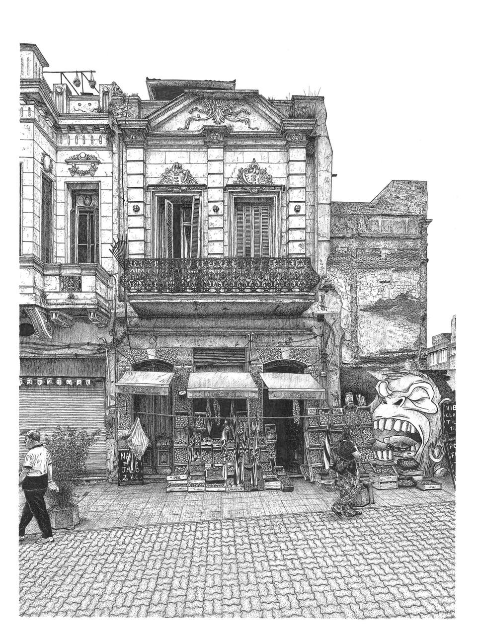 Epicerie, Montevideo, Uruguay