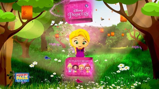 Disney Puzzle Palz