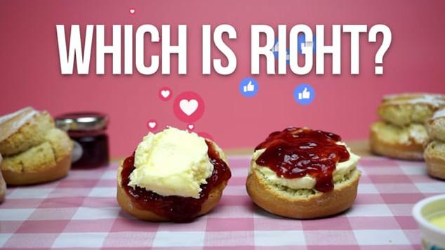 Jam or Cream First?