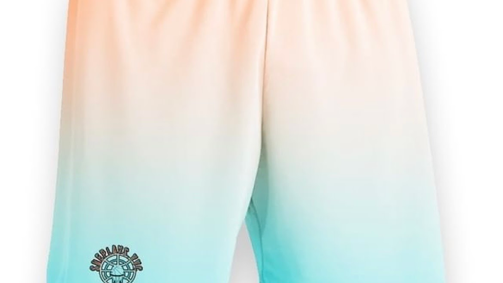 ShePlays Ombre Shorts
