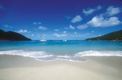 Puerto-Rico-Vieques-Blue-Beach