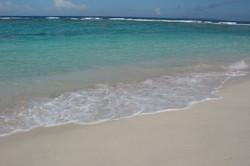Dawn Beach (3 minute walk)
